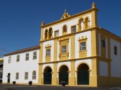 Museu das Flores / Convento de São Boaventura em Santa Cruz das Flores (02)
