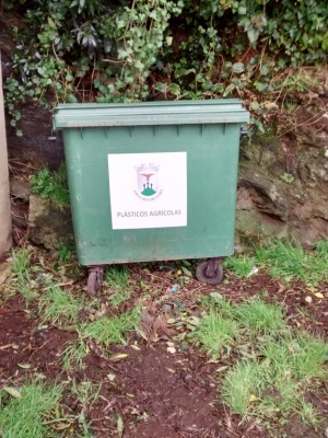 Câmara Municipal disponibiliza contentores para recolha de plásticos agrícolas