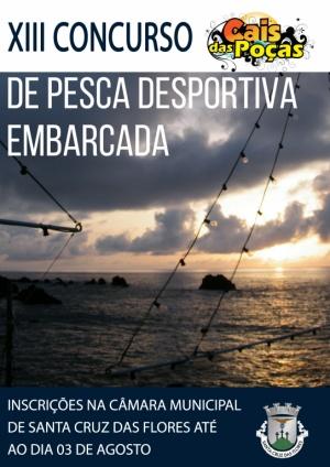 XII Concurso Pesca Embarcada