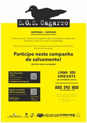 S.O.S Cagarro 2018