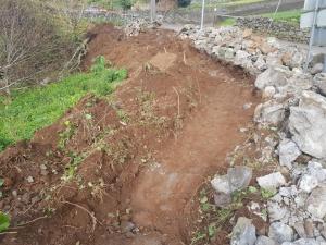 Município de Santa Cruz das Flores continua a reabilitar as estradas municipais