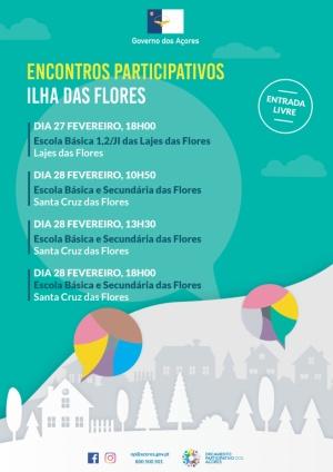 Convite - Encontros Participativos do Orçamento Participativo dos Açores