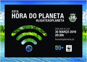 Câmara Municipal de Santa Cruz das Flores adere à iniciativa Hora do Planeta 2019