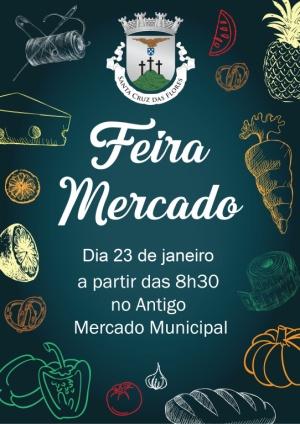 Feira Mercado 23/01/2021