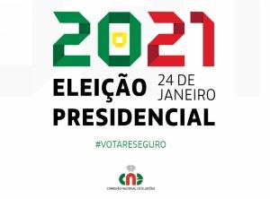 Eleição Presidencial 24 janeiro - Secção de Voto - Freguesia de Santa Cruz