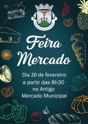 Feira Mercado 20/02/2021