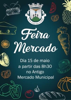 Feira Mercado 15/05/2021